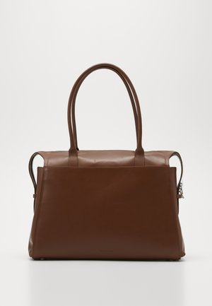 CROWN DAY BAG - Shopping bag - biscotto