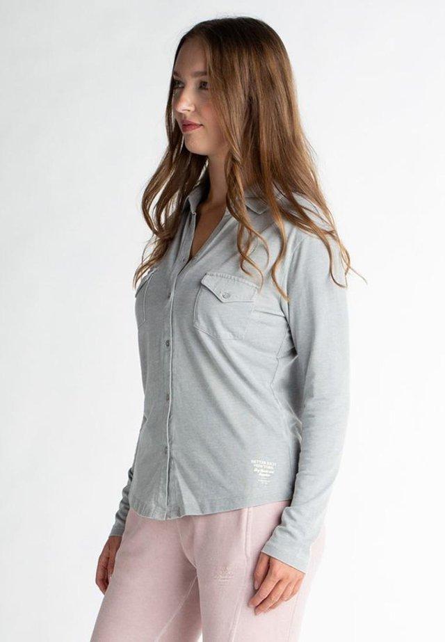 Button-down blouse - vapor