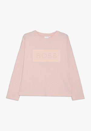 Langærmede T-shirts - hell rose