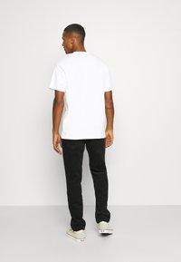 Carhartt WIP - CAR - T-Shirt print - white - 2