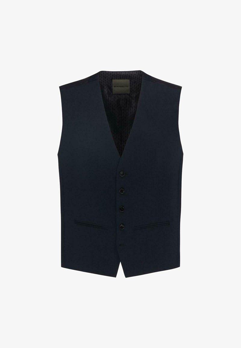 Benvenuto - ENZO.V - Suit waistcoat - black