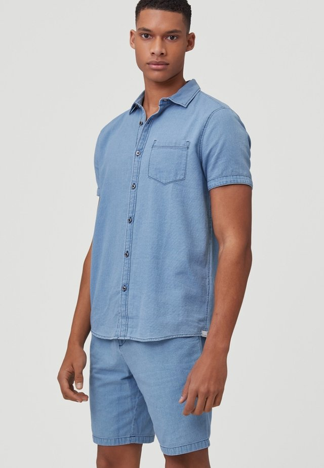 MALANG - Chemise - blue print