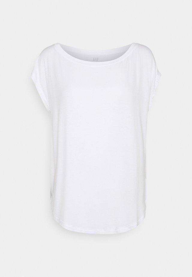 LUXE  - T-shirt basic - white