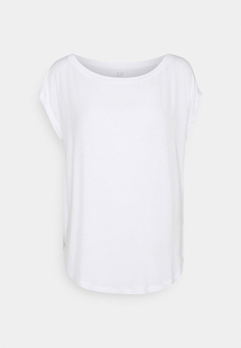 GAP - LUXE  - Camiseta básica - white