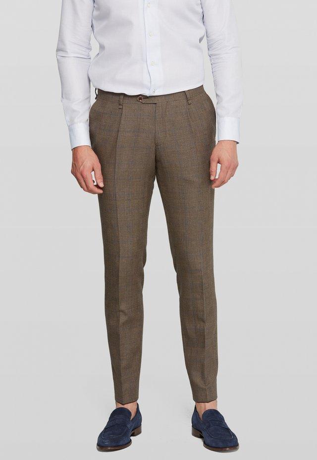 CIBONE - Pantalon - brown
