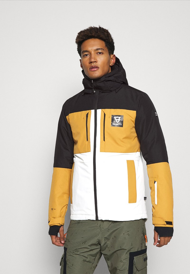Brunotti - ARACIN MENS SNOWJACKET - Snowboardová bunda - snow