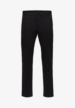 FLEX FIT HOSE SLIM FIT - Chino - black