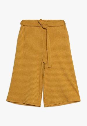 Pantalones - mineral yellow