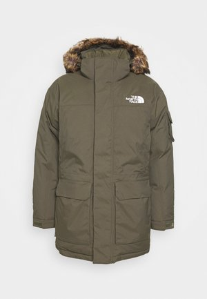 RECYCLED MCMURDO UTILITY - Piumino - new taupe green