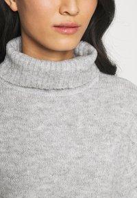 Anna Field - Robe pull - mottled grey - 6