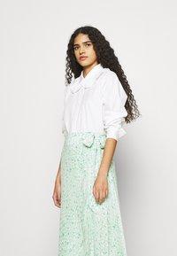 Fabienne Chapot - BOBO TARA SKIRT - Wrap skirt - green - 3