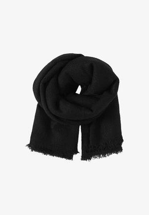IAVARINA SQUARED - Tørklæde / Halstørklæder - black