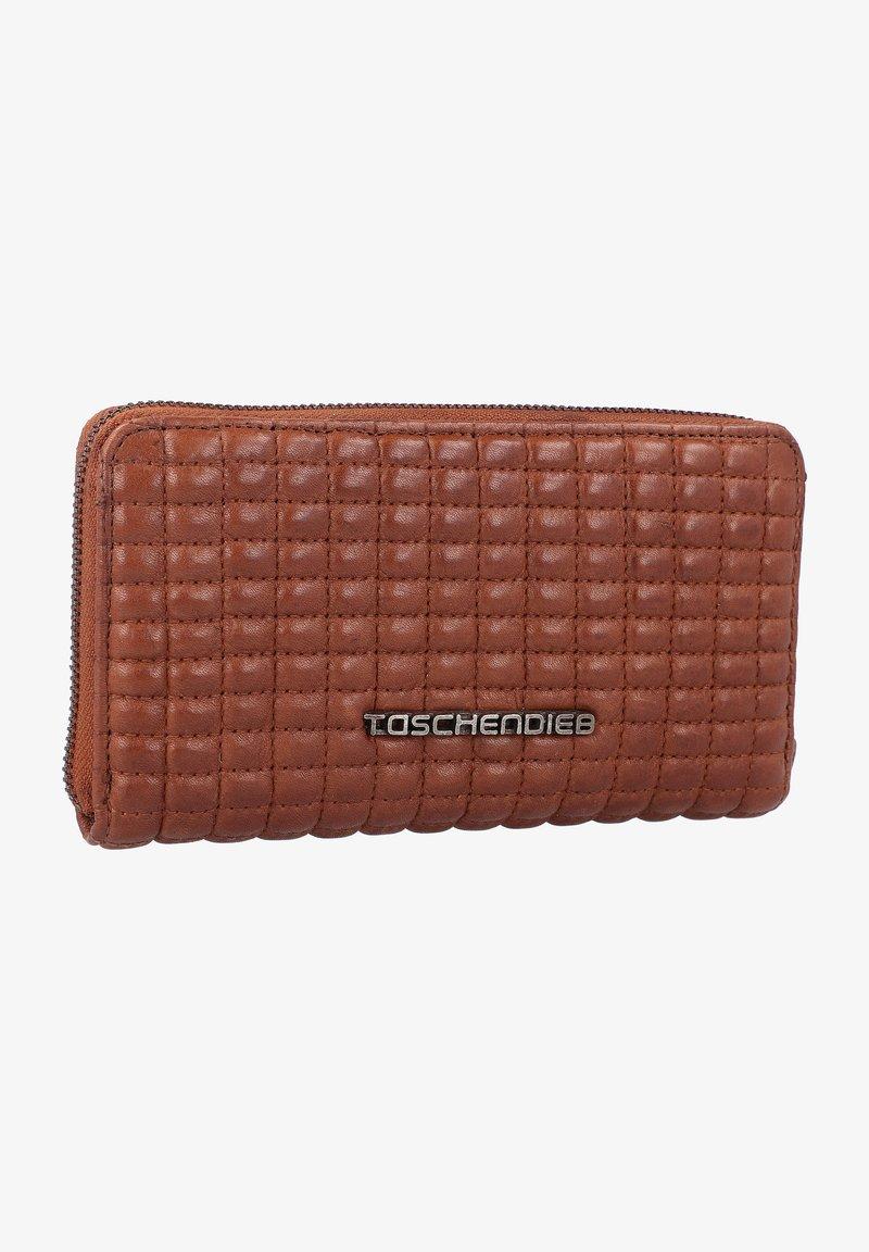 Taschendieb Wien - Wallet - brown