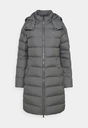 FILL COAT - Kabát zprachového peří - grey