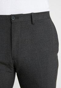 Viggo - SUNNY - Suit trousers - charcoal - 5