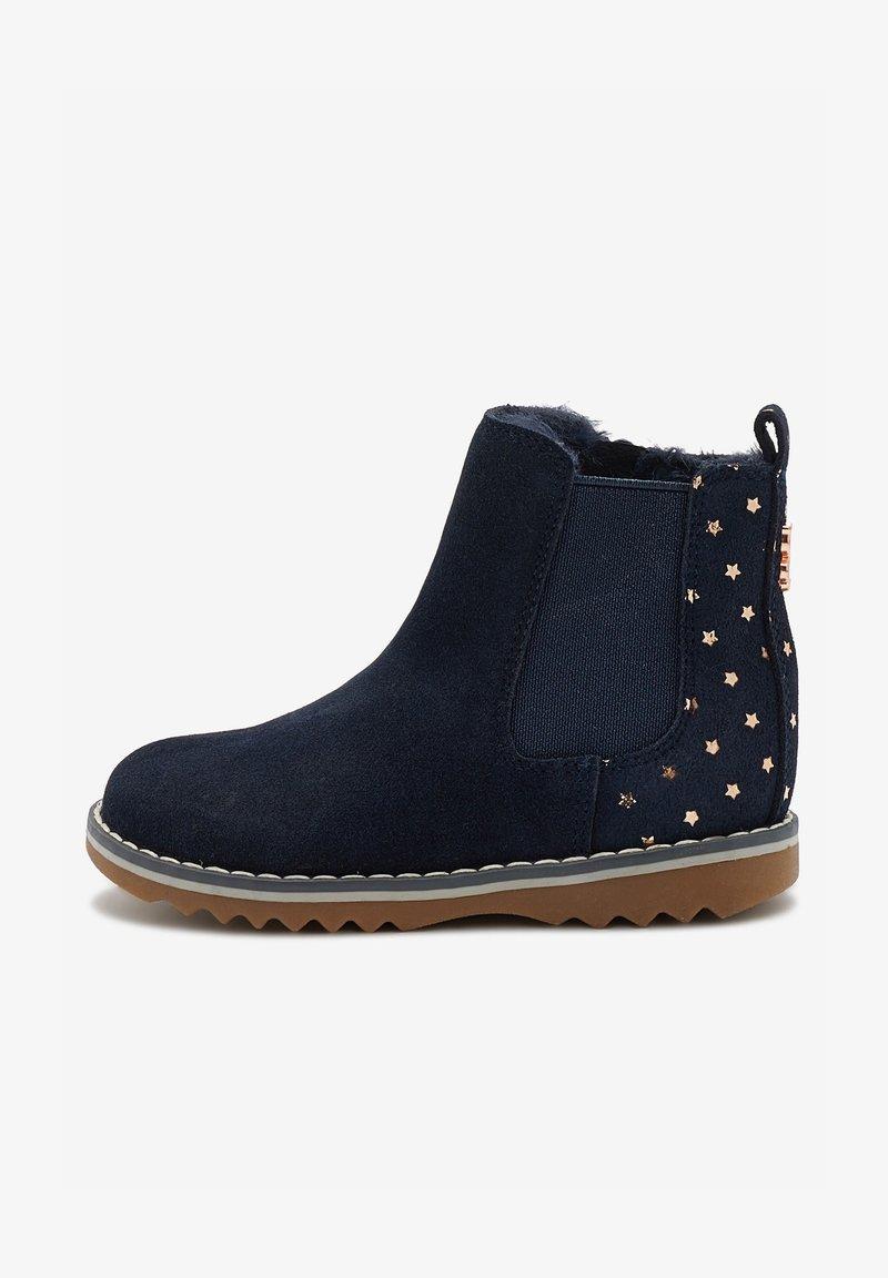 Next - Korte laarzen - blue