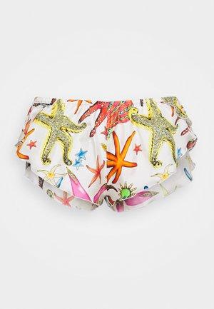 Pyjamahousut/-shortsit - bianco/multicolor