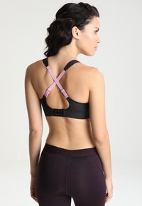 triaction by Triumph - TRIACTION CONTROL - High support sports bra - black - 3