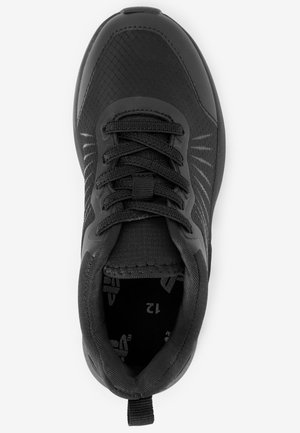 PLAYSTATION ELASTIC LACE TRAINERS - Sneakers laag - black