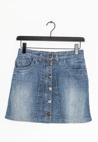 Next - Spódnica jeansowa - blue - 0
