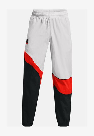 WIND PANT - Tracksuit bottoms - grey