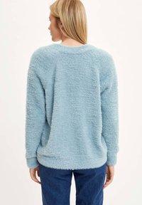 DeFacto - Cardigan - turquoise - 1