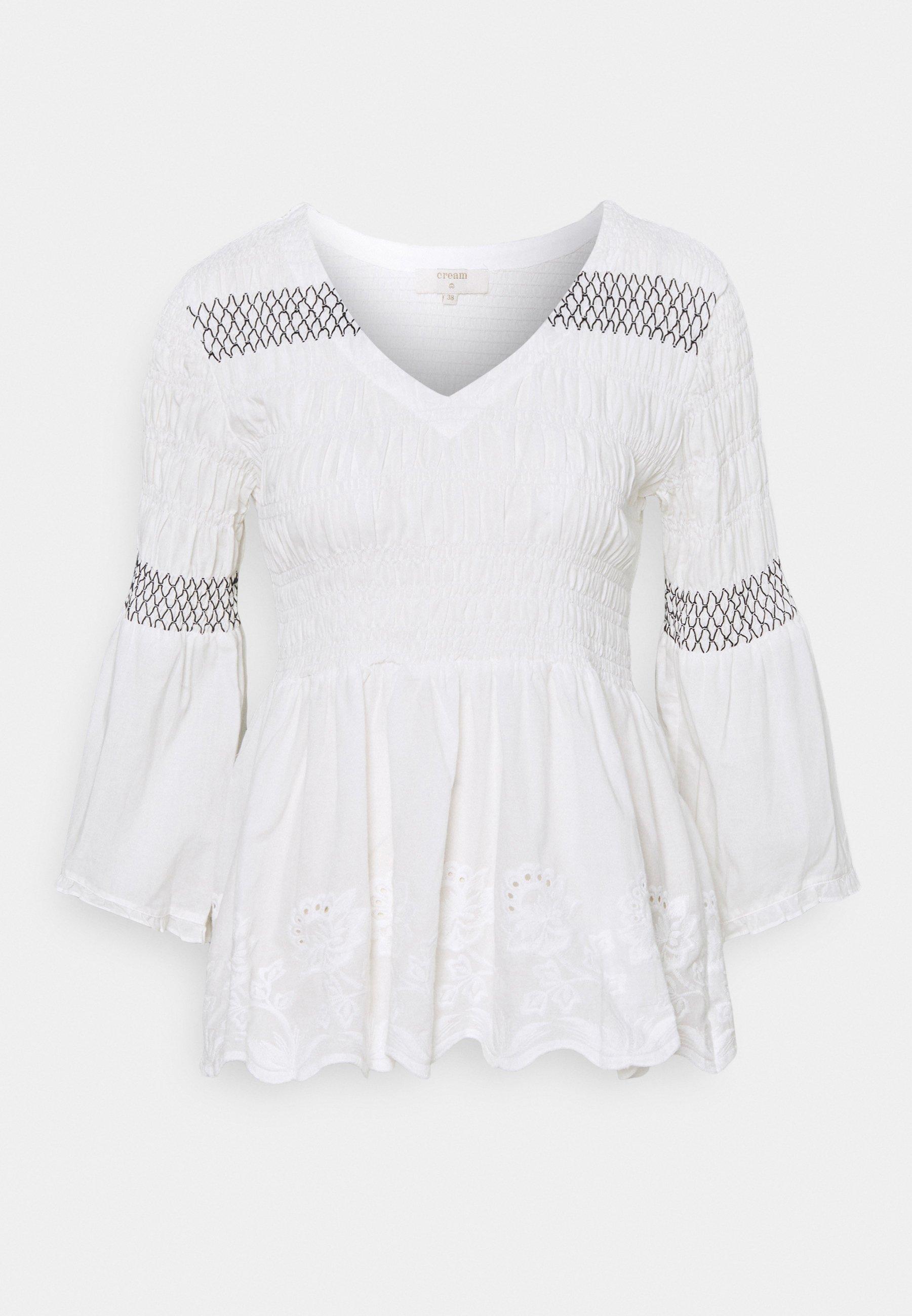 Women CRVANJA BLOUSE - Long sleeved top