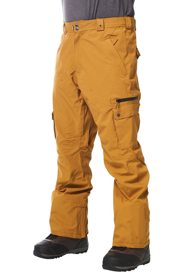 FUSE - Pantalon cargo - brown