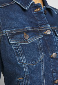 Q/S designed by - Denim jacket - blue denim - 5