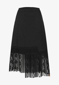 IPEKYOL - A-line skirt - black - 0