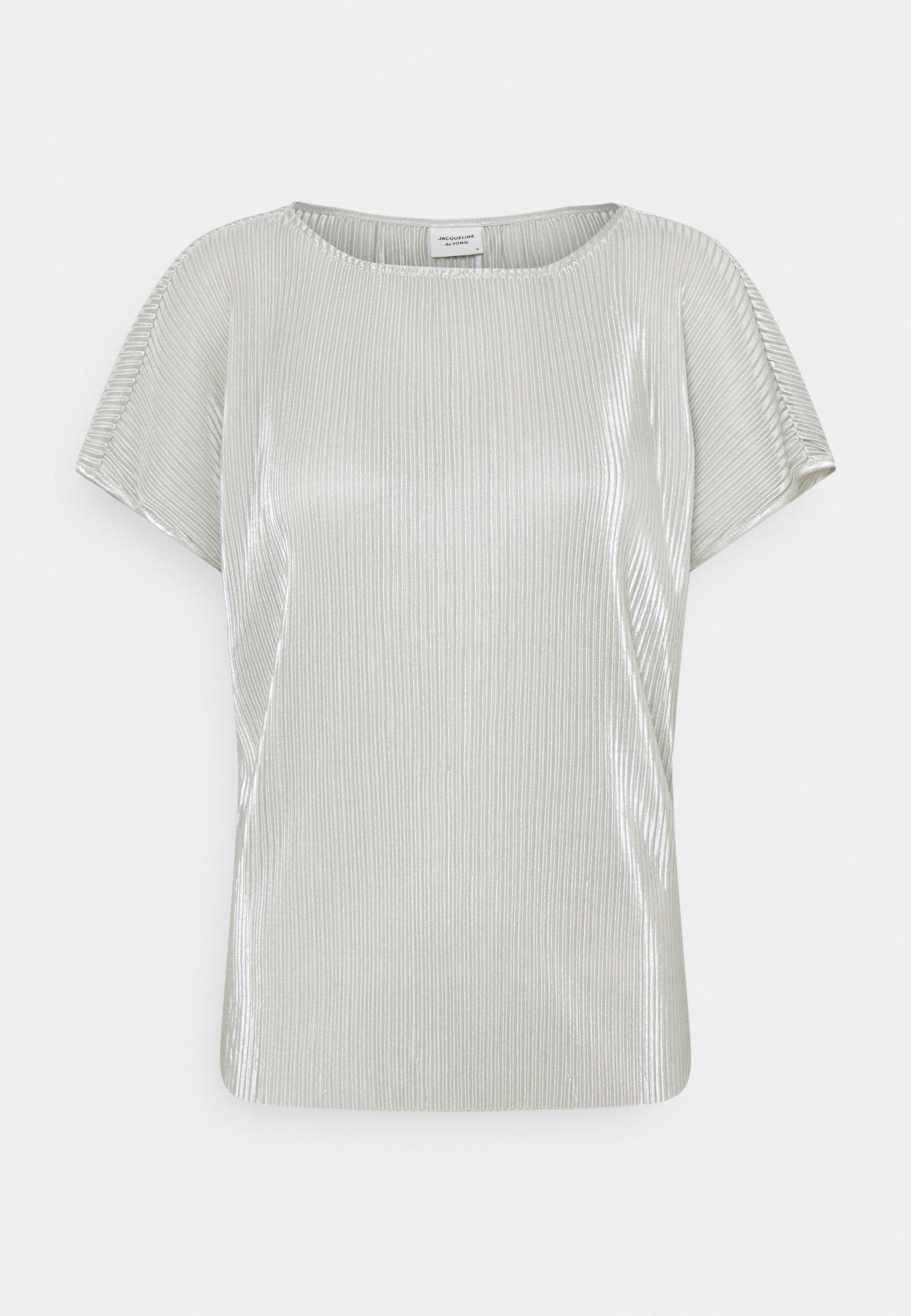 Women JDYSTONE PLISSE  - Print T-shirt