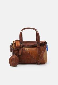 Desigual - BOLS PARKER LOVERTY - Tote bag - camel - 0