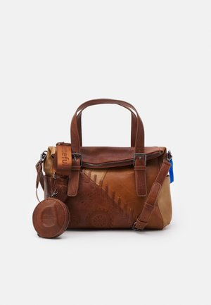 BOLS PARKER LOVERTY - Tote bag - camel