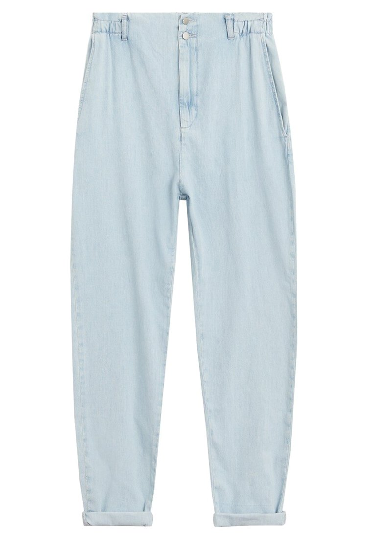 Mango - PATRICIA - Jeansy Straight Leg - bleu clair