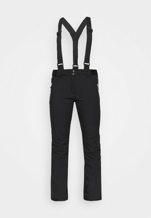 EFFUSED II PANT - Pantalon de ski - black