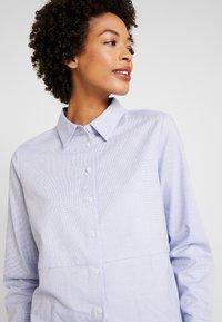 someday. - ZTELLA STRUCTURE - Button-down blouse - smart blue - 3
