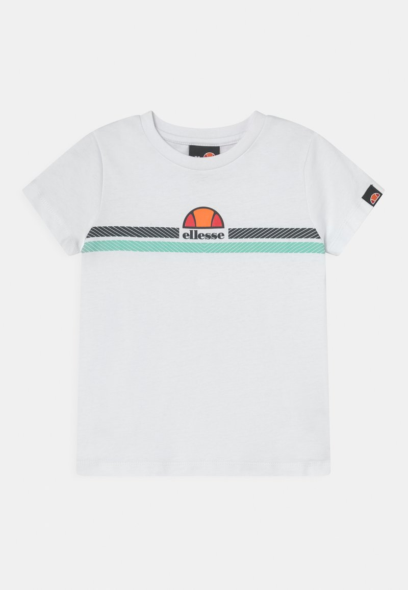 Ellesse - MANDOLA TEE - Print T-shirt - white