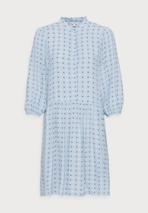 CORRY - Shirt dress - light blue