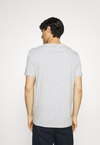 Pier One - 7 PACK - T-shirt - bas - dark blue/black/white - 2