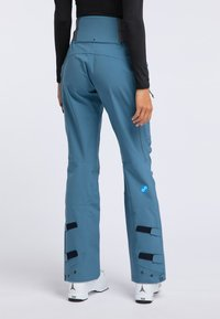 PYUA - CREEK - Pantaloni da neve - blue - 2