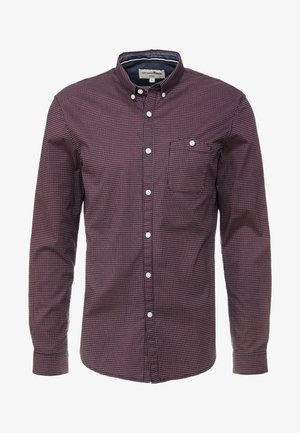 ALLOVER PRINTED STRETCH  - Shirt - blue