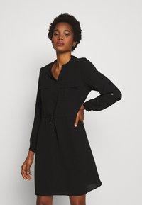 ONLY - ONLWINNERVERTIGO  - Day dress - black - 0