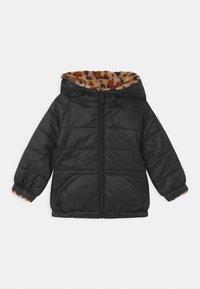 Cotton On - CLARA REVERSIBLE PUFFER - Winter jacket - black - 2
