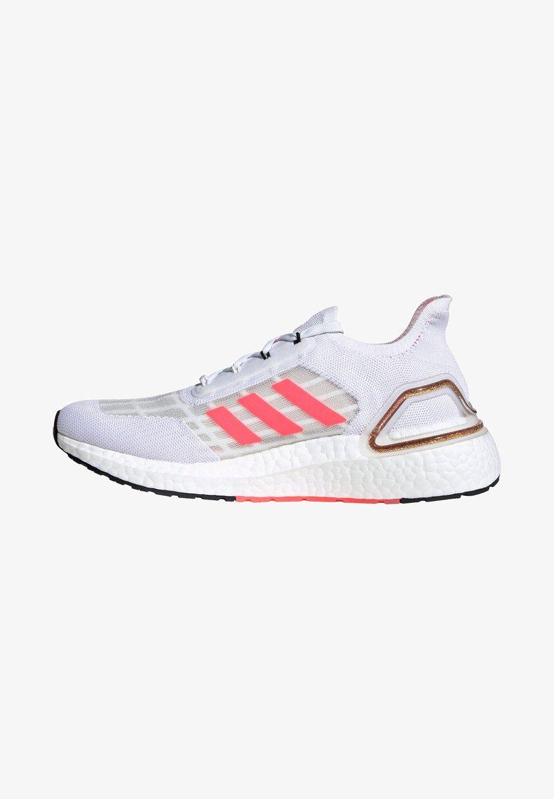 adidas Performance - ULTRABOOST SUMMER.RDY - Zapatillas de running estables - weiss/pink (979)