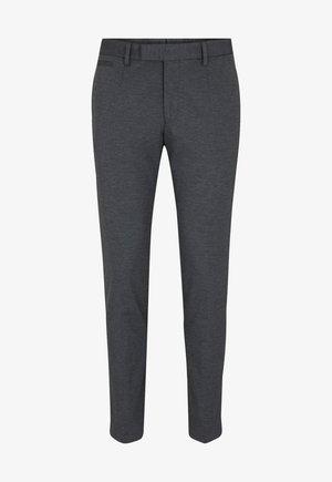 Trousers - medium grau