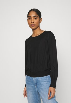 PCPAULA - Blouse - black