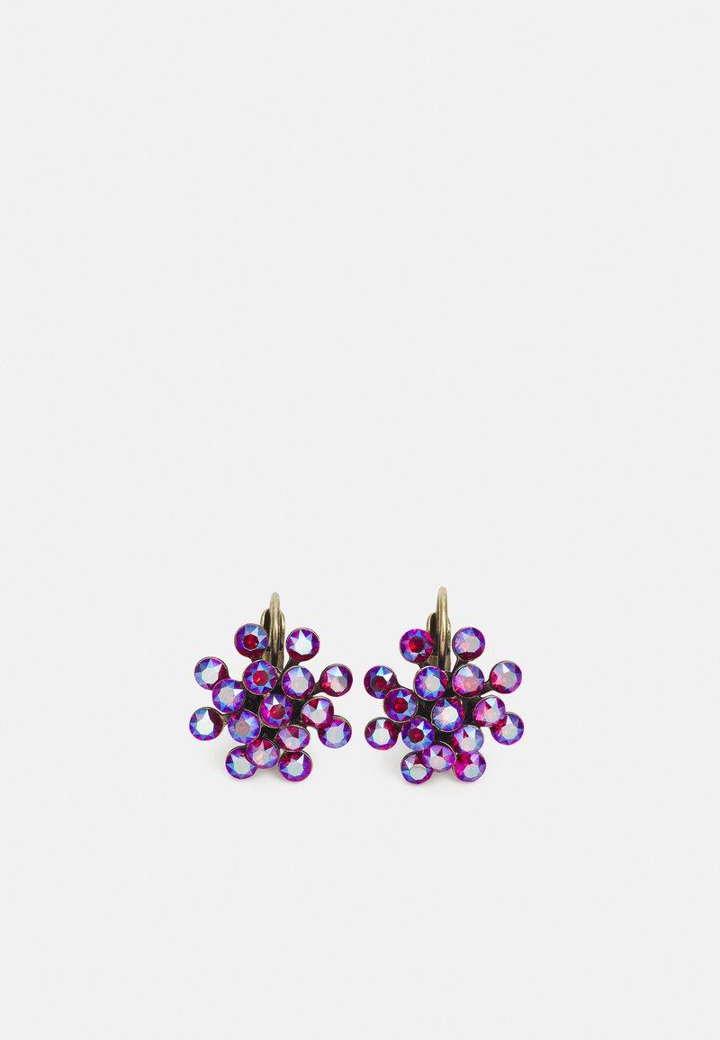 Konplott - MAGIC FIREBALL - Earrings - red