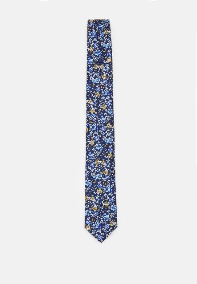 JACSONNY TIE - Cravate - navy blazer