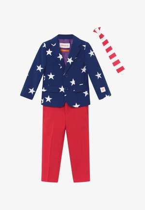 STARS AND STRIPES - Suit - blue/red