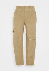 DRYKORN - WORKERS - Kalhoty - braun - 0